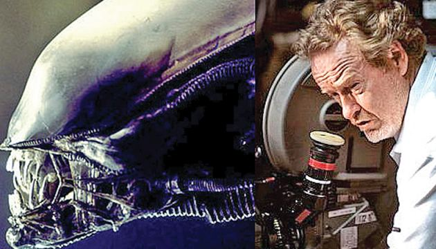 Film Director Ridley Scott