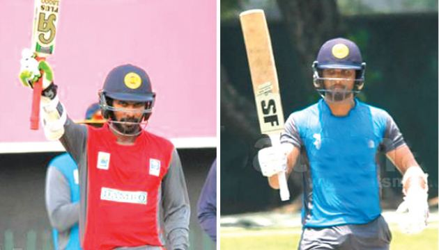 Galle captain Upul Tharanga-Colombo captain Dinesh Chandimal
