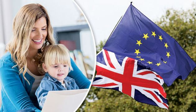 Foreign nannies 'put off moving to UK' after Brexit vote, figures show.