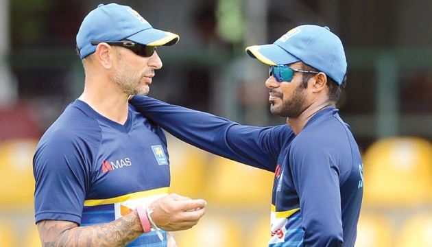 Captain Upul Tharanga and coach Nic Pothas have plenty to think about to avoid another 5-0 whitewash.