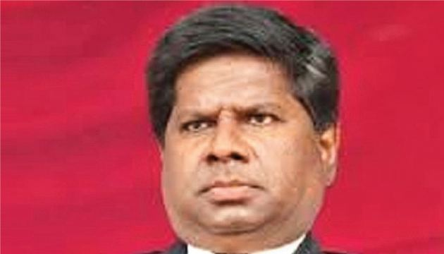 Jaffna High Court Judge M.Ilancheliyan