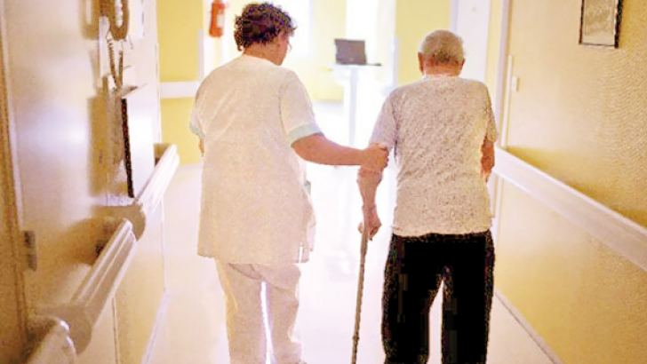 Only 5.6 percent of the world's population lives in countries that provide universal long-term care, according to the International Labour Organization.