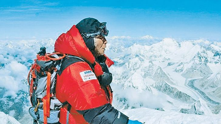 Older climbers such as record-holder Yuichiro Miura, 85, may soon be banned from climbing Everest.