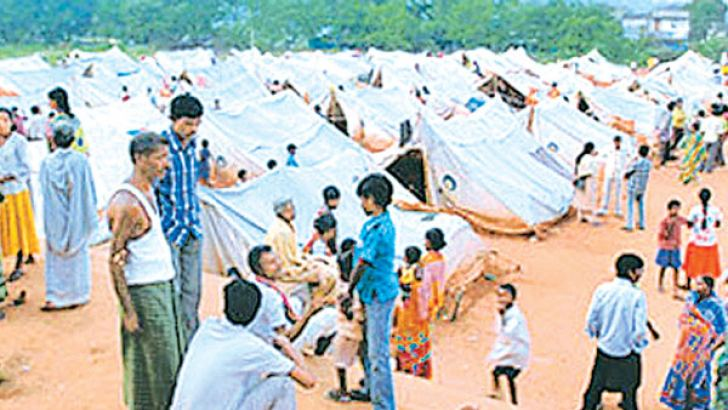 Refugees in India. File photo