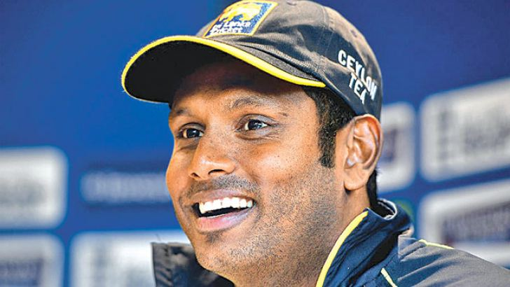 Sri Lanka Captain Angelo Mathews happy  with the resilience shown by his team to  come back and score 475 runs at Durham.