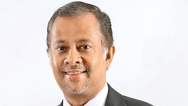 CEO, Indrajith  Wickramasinghe