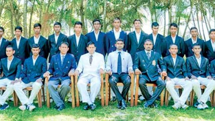 Sri Rahula Cricket team