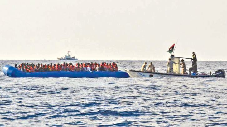 Libya is a major migrant route to Europe. - AFP