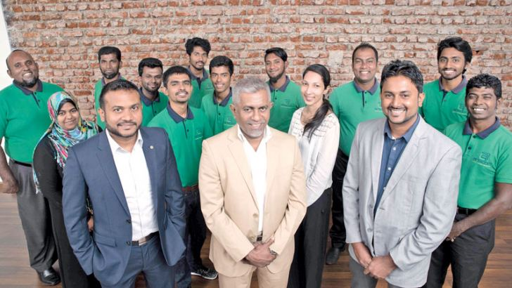 The team at Anscom