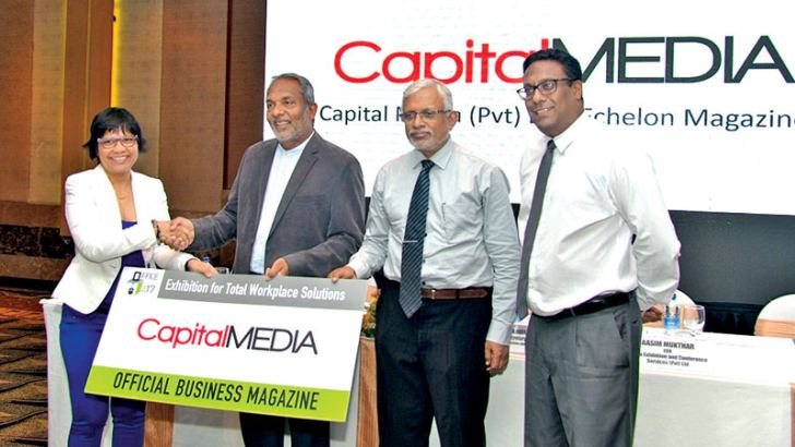 Official Business Magazine Partner, Capital Media Echelon Magazine.  Pictures by Sudath Malaweera.