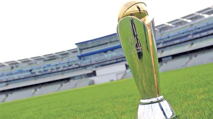The ICC Champions Trophy could become a thing of the past.