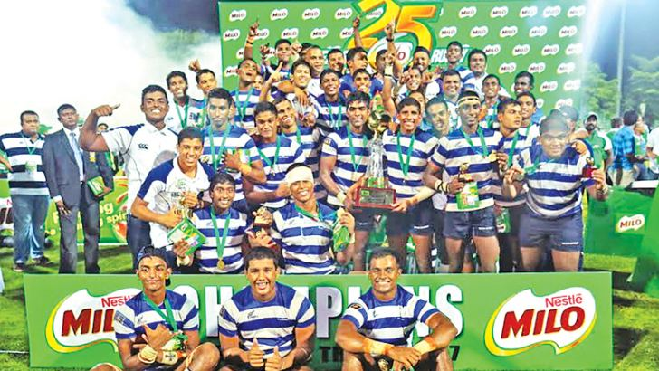 President's Trophy knockout winners, St. Joseph's College, Maradana team