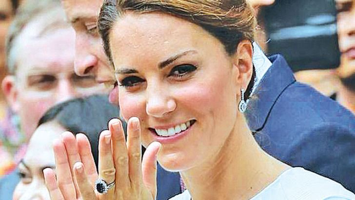 Kate Middleton's blue sapphire engagement ring has sparked a big demand for Sri Lankan sapphires