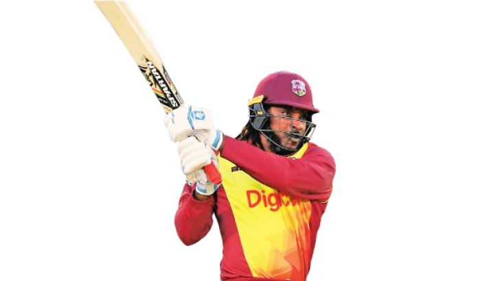 Chris Gayle set to play his first 50-over game since the ICC Cricket World Cup 2015 quarter-final.