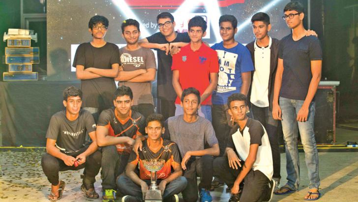 Gateway College Colombo became the Champions of the Inter-School eSports Championship 2017 for the second consecutive year.