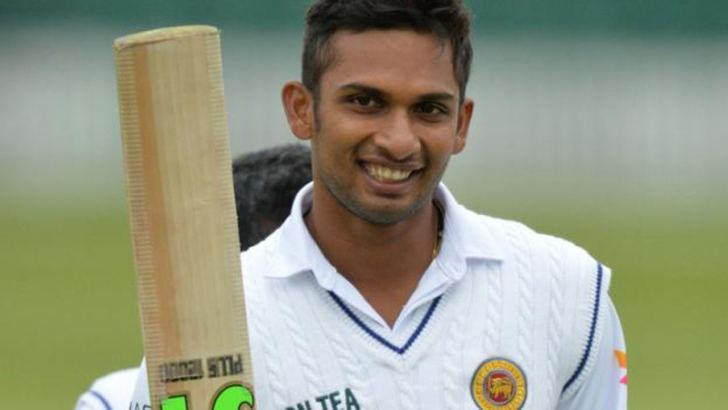 Dasun Shanaka rescued Sri Lanka A with a scorching century on the first day of the second 4-day unofficial test against West Indies A at Jamaica on Thursday.