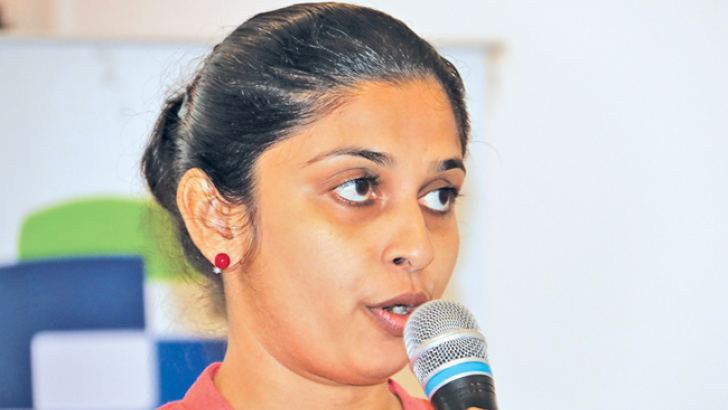 Verite Research, Head of Media Research Deepanjali Abeywardena