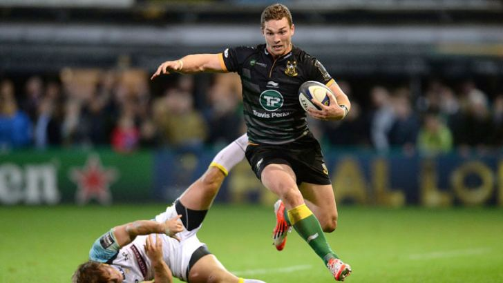 George North has been hit by concussion and injuries in recent seasons.