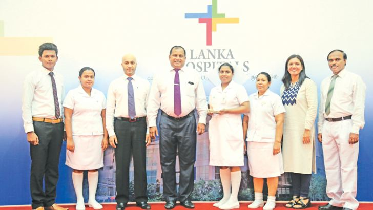 Karuna Gunawardhana, Anupama Lakmali, Dr. Deepthi De Silva Karunathilleke, Dr. Prasad Medawatte, Lakanleshwaran Krishnaveni, Thenuwara Sriyani, Dr. Karthika Kathiresan and Sunil Gamage of the Black Ants Team