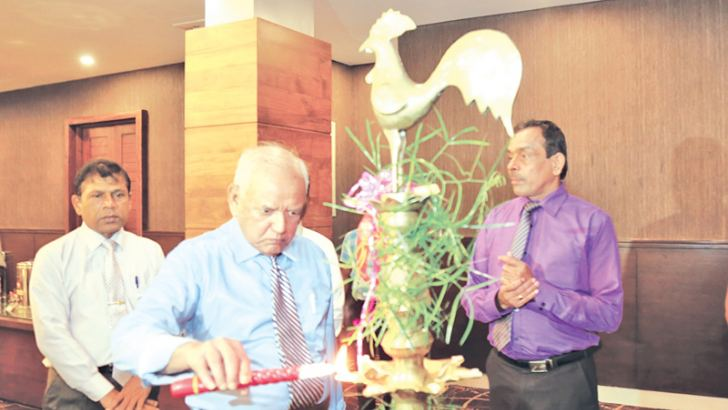 Sabaragamuwa Provincial Governor Marshal Perera opened the steering  committee office recently at Sabaragamuwa Provincial Council.