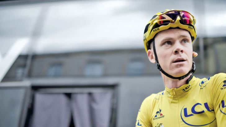 Team Sky's Chris Froome was found to have exceeded the permitted levels of the asthma drug salbutamol during the Vuelta in September.