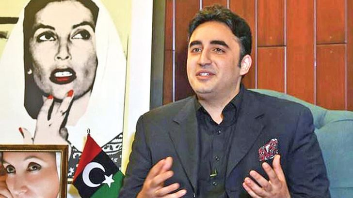 Bilawal Bhutto Zardari's family once dominated Pakistani politics.- AFP