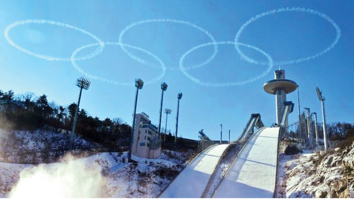 Pyongyang agreed last week to send athletes, high-level officials, and others to the Winter Olympics in Pyeongchang, easing months of high tensions over its weapons programmes. AFP