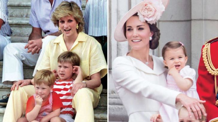 As the wife of the future King of England, Kate Middleton is bound to draw comparisons between herself and her husband's mother, Princess Diana.