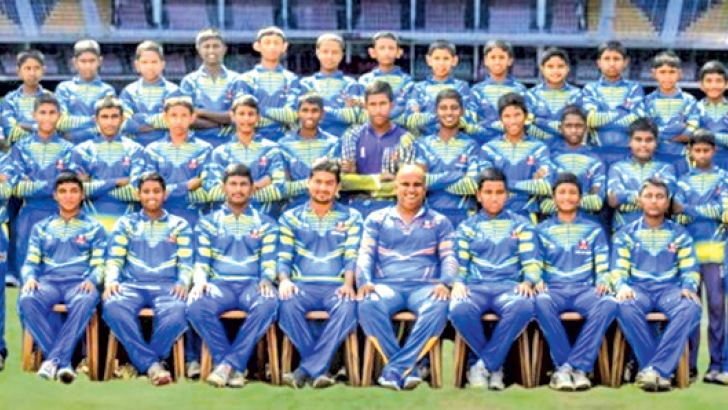 Victorious Nugegoda CA team