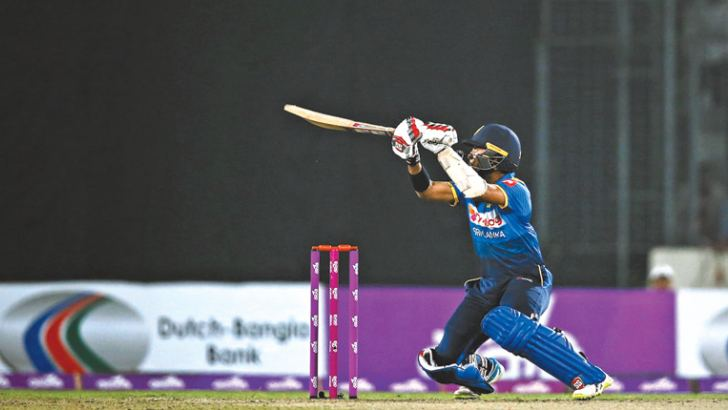 Kusal Mendis scored his maiden T20I fifty to take the Man of the Match award in the first T20I against Bangladesh played at Dhaka on Wednesday.